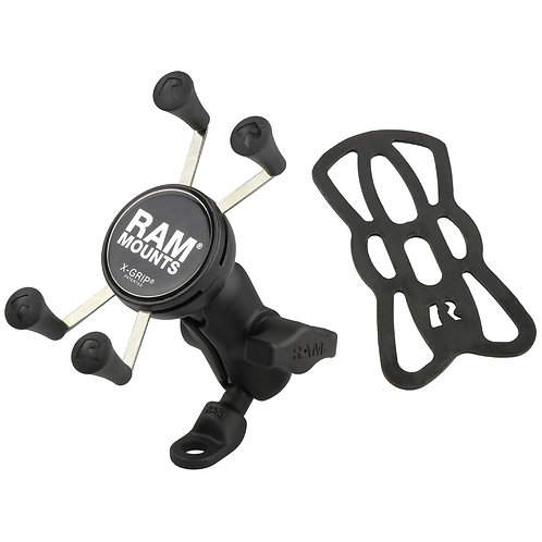 RAM Phone Mount for Scooters (Mirror Mount)