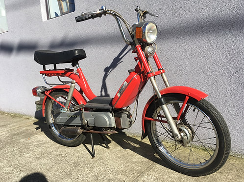 1978 Vespa Bravo Moped