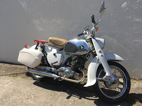 "Honda CA95 Benly ""Baby Dream"" 150"