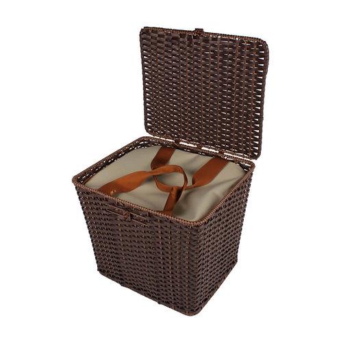 Rear Square Basket w/ Removable Hardware