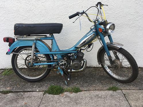 1980 Motobecane 50V Moped