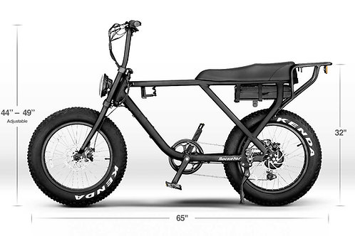 Scootstar Electric Motorbike