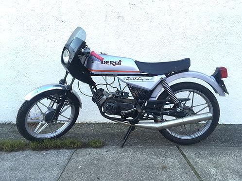 1980 Derbi Sport Laguna Moped