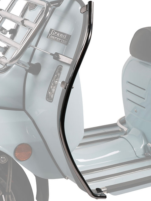 Chrome Legshield Guards for Royal Alloy