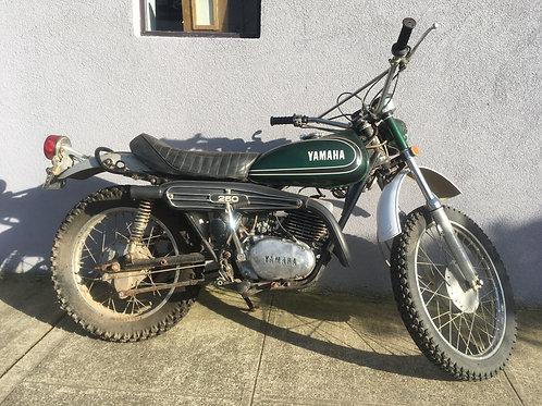 1972 Yamaha DT250