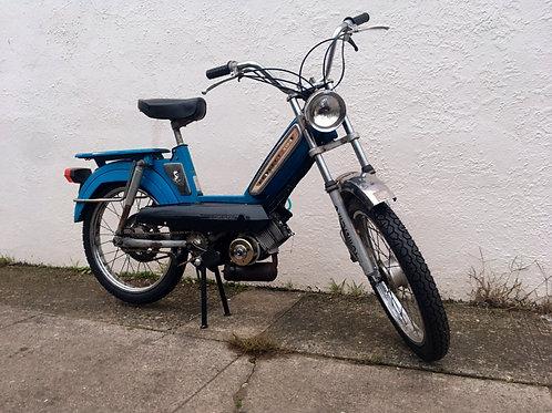 """1978 Peugeot 103 """"50cc Custom"""""""