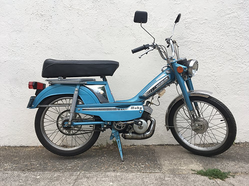 1979 Motobecane 50V Moped