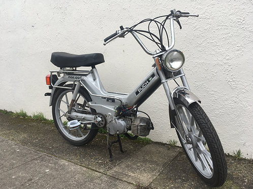 1977 Puch Maxi Deluxe Moped