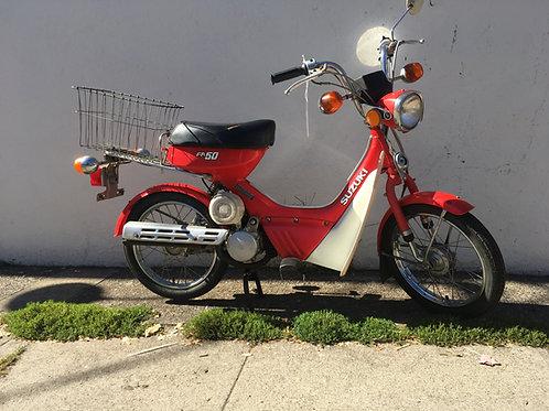 1986 Suzuki FA50