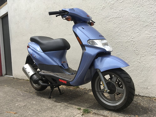 2002 Derbi Atlantis 50