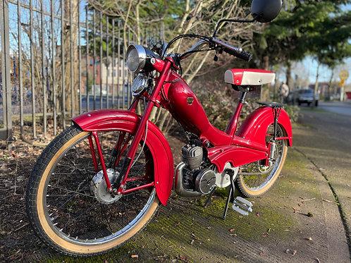 1956 Motobecane AV78 Mobylette