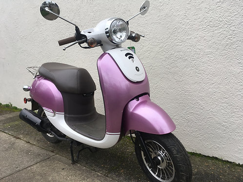 2019 Scootstar Honeystar 50 - Previously Owned