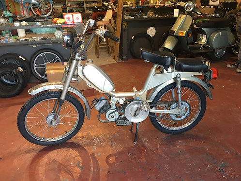 PROJECT BIKE 1977 Angel Moped