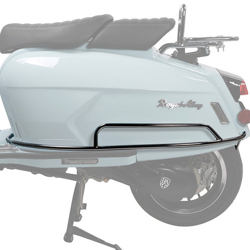 Chrome Cowl Guards for Royal Alloy