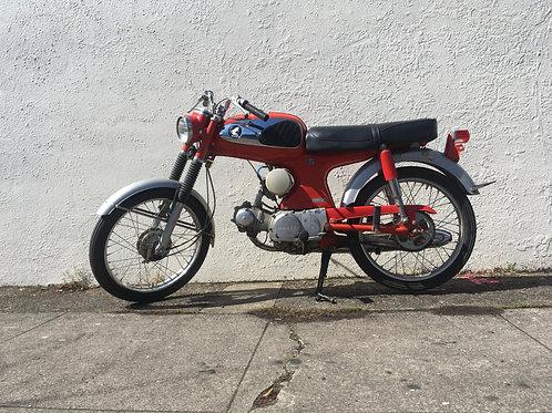 1968 Honda Sport 90 S90