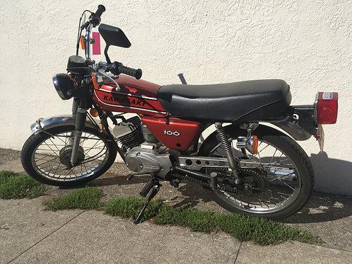 1975 Kawasaki G3SSE Motorcycle