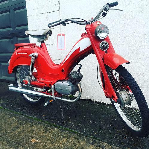 1958 DKW Hummel Moped
