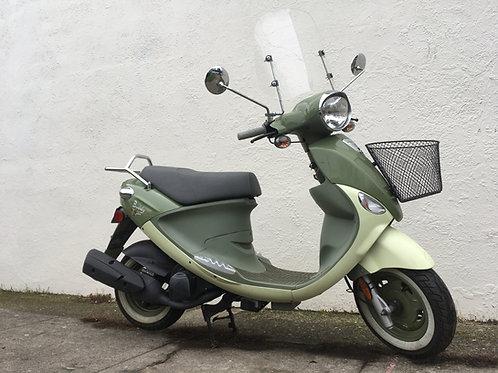 "2009 Genuine Buddy 150 ""Italia"""