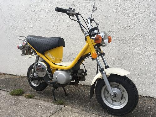 1975 Honda Chappy 80 LB80