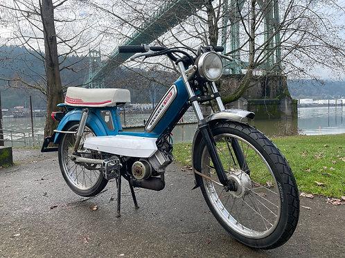 1977 Peugeot 103 Moped