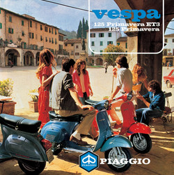 1981 Vespa Primavera