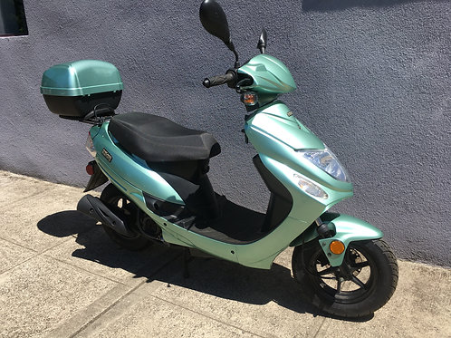 2018 Chicago Scooter Co. GO