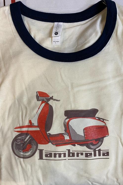 Lambretta Ringer T-Shirt