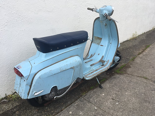 1966 Lambretta Starstream