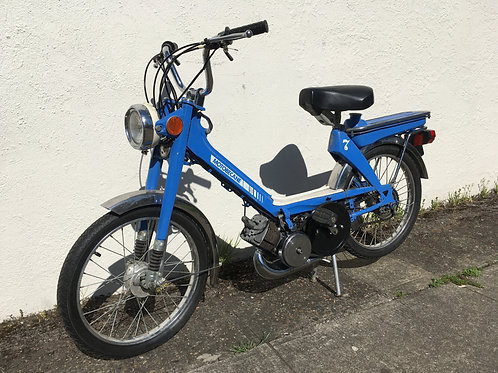 1978 Motobecane 7 Moped