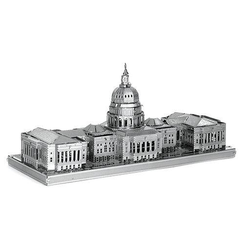 Capitolio de USA (Architecture) Metal 3D Puzzle