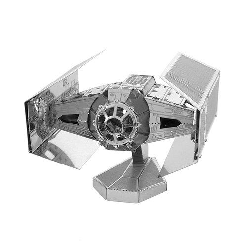 TIE Advanced (Star Wars) Metal 3D Puzzle