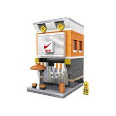 Nike Store (Architecture, LOZ mini)
