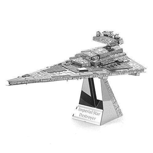 Imperial Star Destroyer (Star Wars) Metal 3D Puzzle