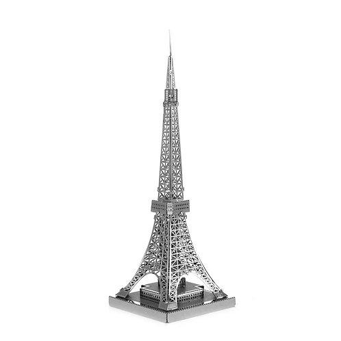 Tokyo Tower (Architecture) Metal 3D Puzzle