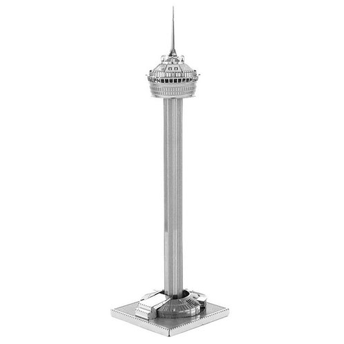 Tower of the Americas (Architecture) Metal 3D Puzzle