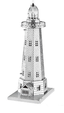 Lighthouse (Architecture) Metal 3D Puzzle