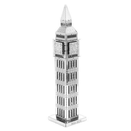 Big Ben (Architecture) Metal 3D Puzzle