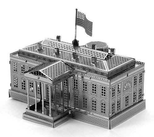 Casa Blanca (Architecture) Metal 3D Puzzle