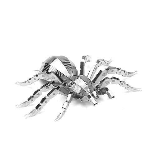Tarantula (Insectos) Metal 3D Puzzle