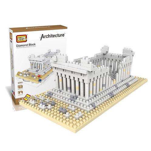 Greek Temple (Architecture, LOZ Diamond Block)