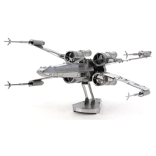 X-Wing Fighter (Star Wars) Metal 3D Puzzle