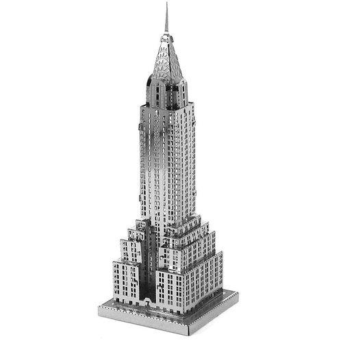 Chrysler Building (Architecture) Metal 3D Puzzle