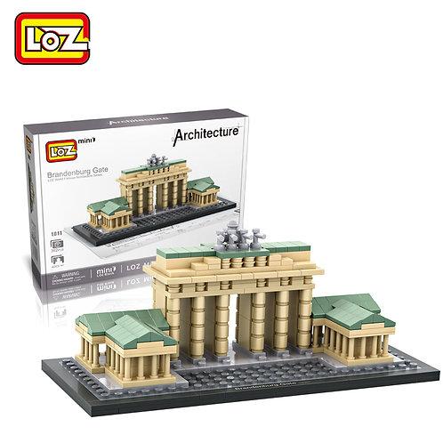 Brandenburg Gate (Architecture, LOZ mini)