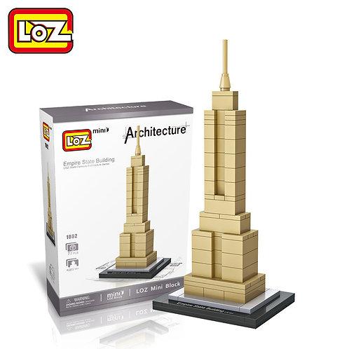 Empire State Building (Architecture, LOZ mini)
