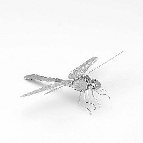 Libelula (Insectos) Metal 3D Puzzle