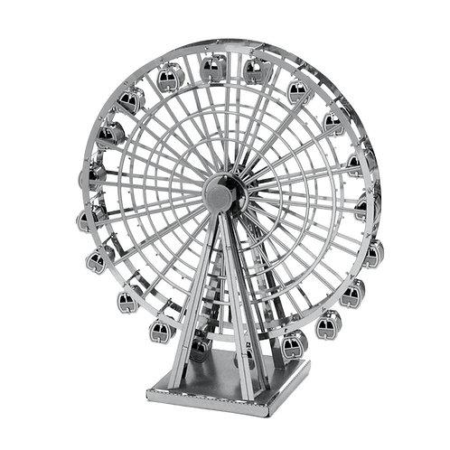 Rueda de la Fortuna (Architecture) Metal 3D Puzzle