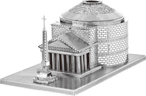 Roman Pantheon (Architecture) Metal 3D Puzzle
