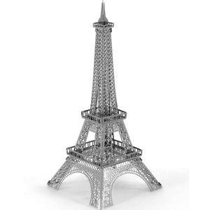 Torre Eiffel (Architecture) Metal 3D Puzzle