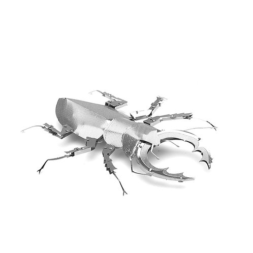Escarabajo (Insectos) Metal 3D Puzzle