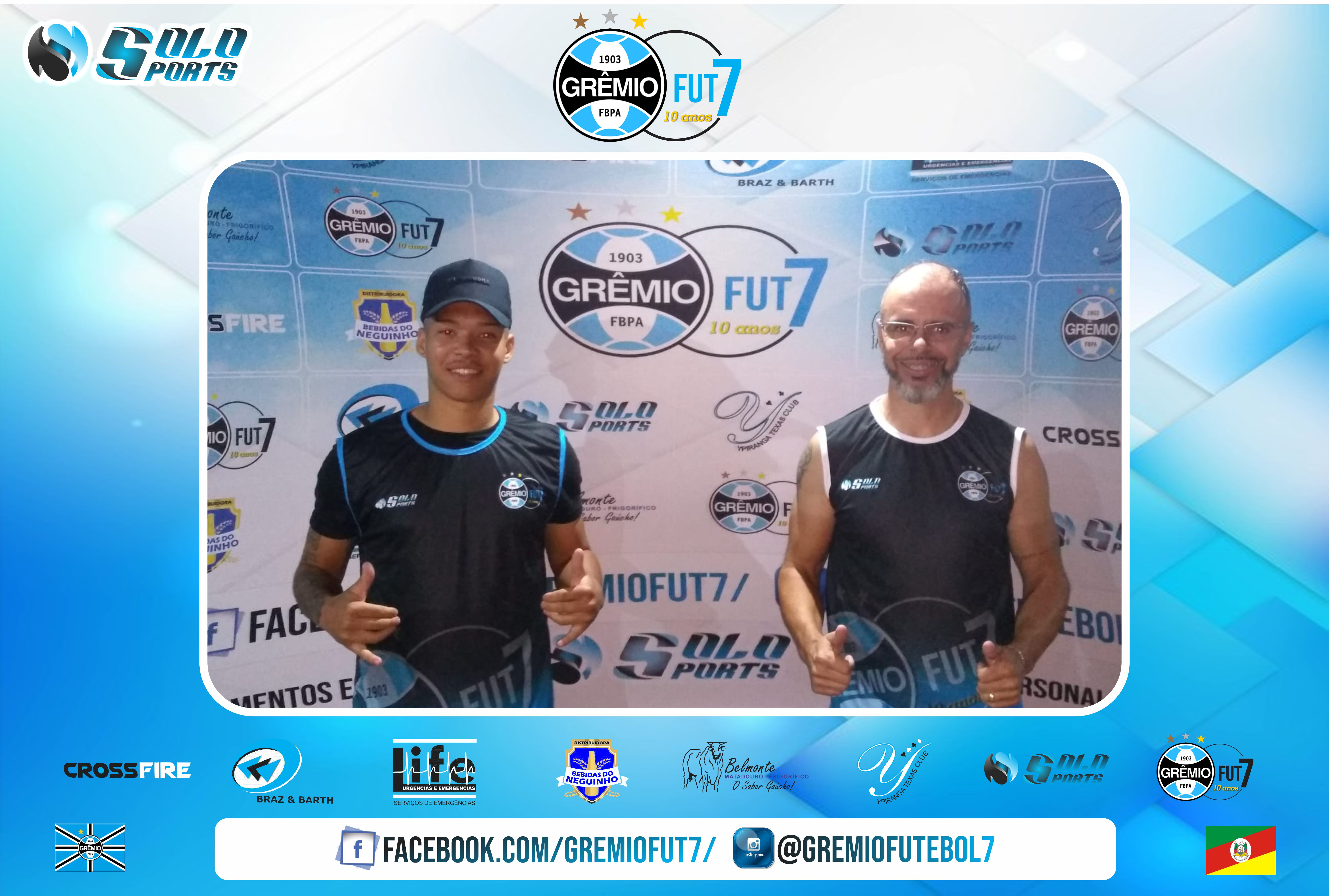 Grêmio Fut7 - 2